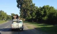 Rusas už vairo