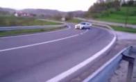 Kietakiaušis BMW vairuotojas
