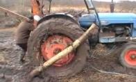 Protingas traktoristas