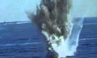 Japonų kamikadzės ataka prieš JAV laivyno