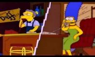 Simpsonai ft. ZipFM - Anoniminė apklausa [HD] Parody TV