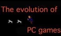 PC žaidimų evoliucija