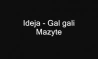 Angliška melodija - Lietuviški žodžiai
