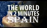 Dvi minutės Ispanijoje