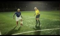 Niekas nėra per senas futbolui