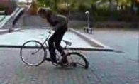 Kaip reikia laužyti dviračius