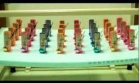 32 metronomų sinchronizacija
