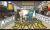 Žydiškas Gangnam style