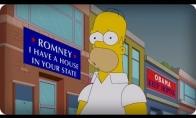 Houmeris Simpsonas eina balsuoti.