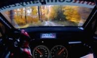 Beprotiškas pasivažinėjimas ralio automobiliu
