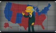 Simpsonai apie rinkimus amerikoje