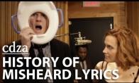 Dienos LOL'as: Blogai nugirstų dainų istorija