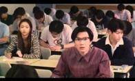 Kaip per egzaminus nusirašinėja japonai
