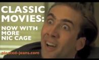 Cage'as. Nicolas Cage'as visur.