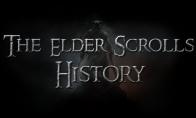 The Elder Scrolls žaidimų istorija