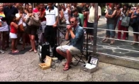 Beatboxinis dubstepas - geriau už skrillex!