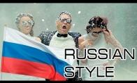"""Rusiškas Youtub'o """"šūdas"""": Gangnam Style rusų kalba"""