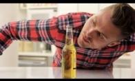Kaip atidaryti alaus butelį jo nepaliečiant