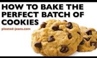 Kaip vyrai kepa sausainius