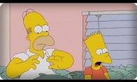 Inception Simpsonų stiliumi