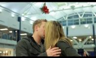 Kalėdinių bučinių tradicija