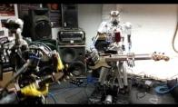 Robotų roko grupė