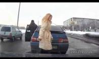 Eilinė diena Rusijos gatvėse
