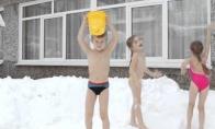 Kaip maudomi vaikai Sibire