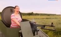 Naujausias Rusijos armijos ginklas