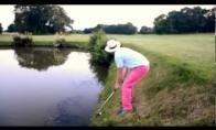 Girto golfo žaidėjo feilas