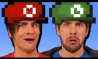 Pasilakstymas po Super Mario pasaulį