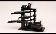 Rutulinis LEGO laikrodis