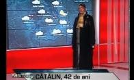 Benamiai veda orų prognozę TV žiniose