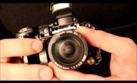 Kaip reikia susitaisyti fotoaparatą
