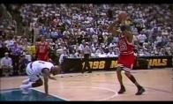 Michael Jordan legenda