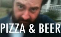 Pamišę dėl picos ir alaus