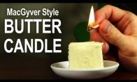 Kaip gimsta žvakutės