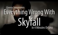 Viskas blogai su Skyfall