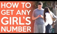 Kaip gauti merginos numerį