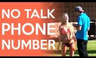 Kaip gauti merginos telefono numerį nepratariant nė žodžio