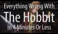 Viskas blogai su Hobitu