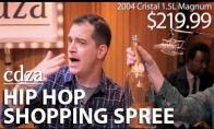 Penktadieninis apsipirkinėjimas hip hopo stiliumi