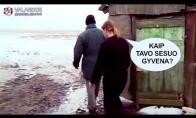 Slidus Reikalas - Labai Tave Myliu (video remix)
