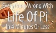 Viskas blogai su Life of Pi