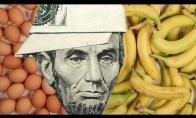 Kiek maisto galima nusipirkti už 5  dolerius