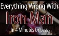 Viskas blogai Iron Man filme