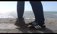Idealios porelės laisvalaikis prie jūros