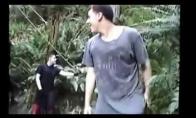 Jie tikrai nėra Tarzano palikuonys