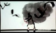 Įspūdingas kovos menų ir projekcijų derinys