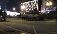 Moscow Victory Parade 2013 (rehearsal) Парад Победы 2013 (репитиция)